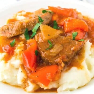 Easy Instant Pot Swiss Steak – An Old-Fashioned Favorite
