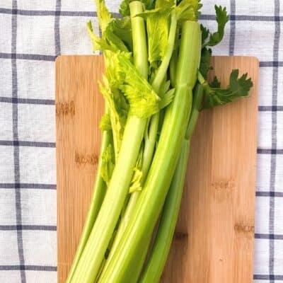 Stalk of Celery vs Rib of Celery–Which One is it?