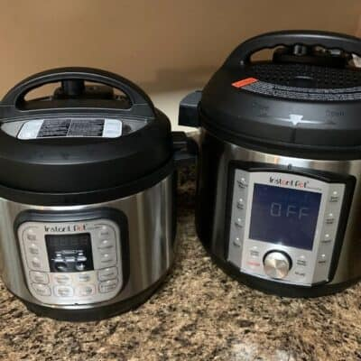 How to Halve Instant Pot Recipes (Instant Pot Recipes for Two)