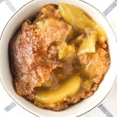 Easy Instant Pot Apple Dump Cake – Just 3 Ingredients!