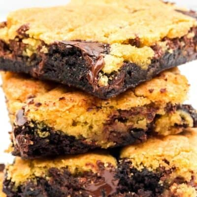 Beg-For-More Marbled Brownie Cookie Bars
